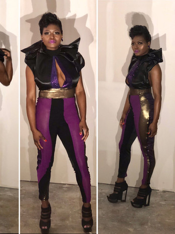 Prince Inspired Jumpsuit