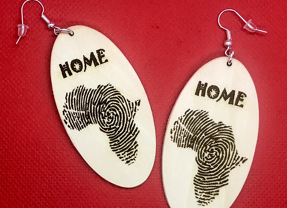 Home Africa Earrings