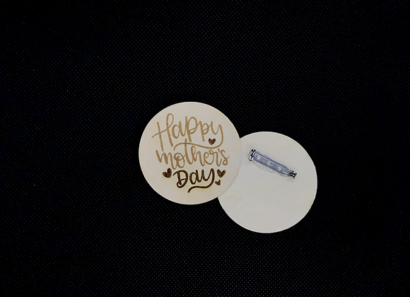 Mother's Day Brooch