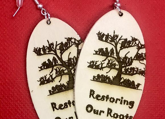 Restoring Roots Earrings