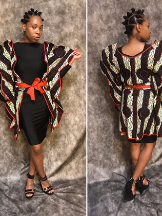African Kimono