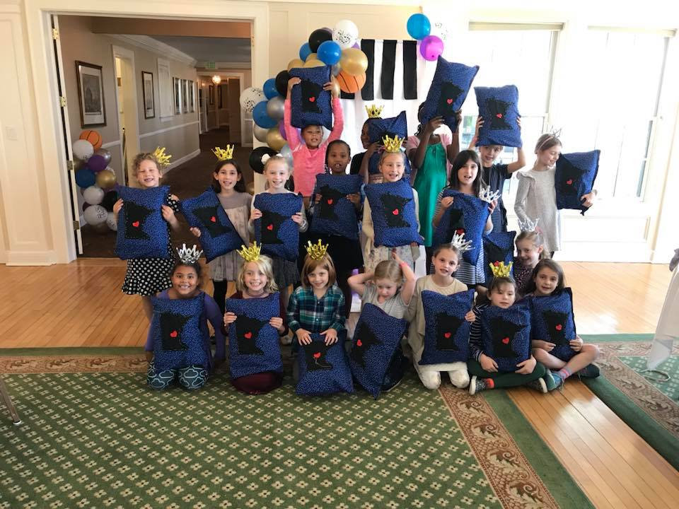 Magical Kids Sewing Party