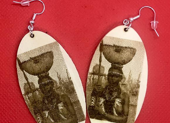 Tribe Member Earrings