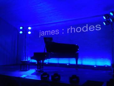 GRACIAS JAMES RHODES