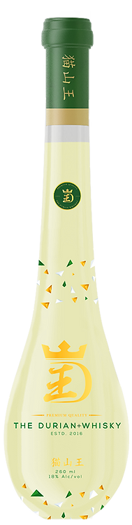 Durian + Whisky 260 ML