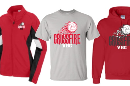 Yes, our Crossfire apparel has arrived!
