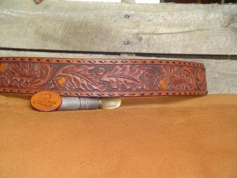 Old Fashion Oak Belt