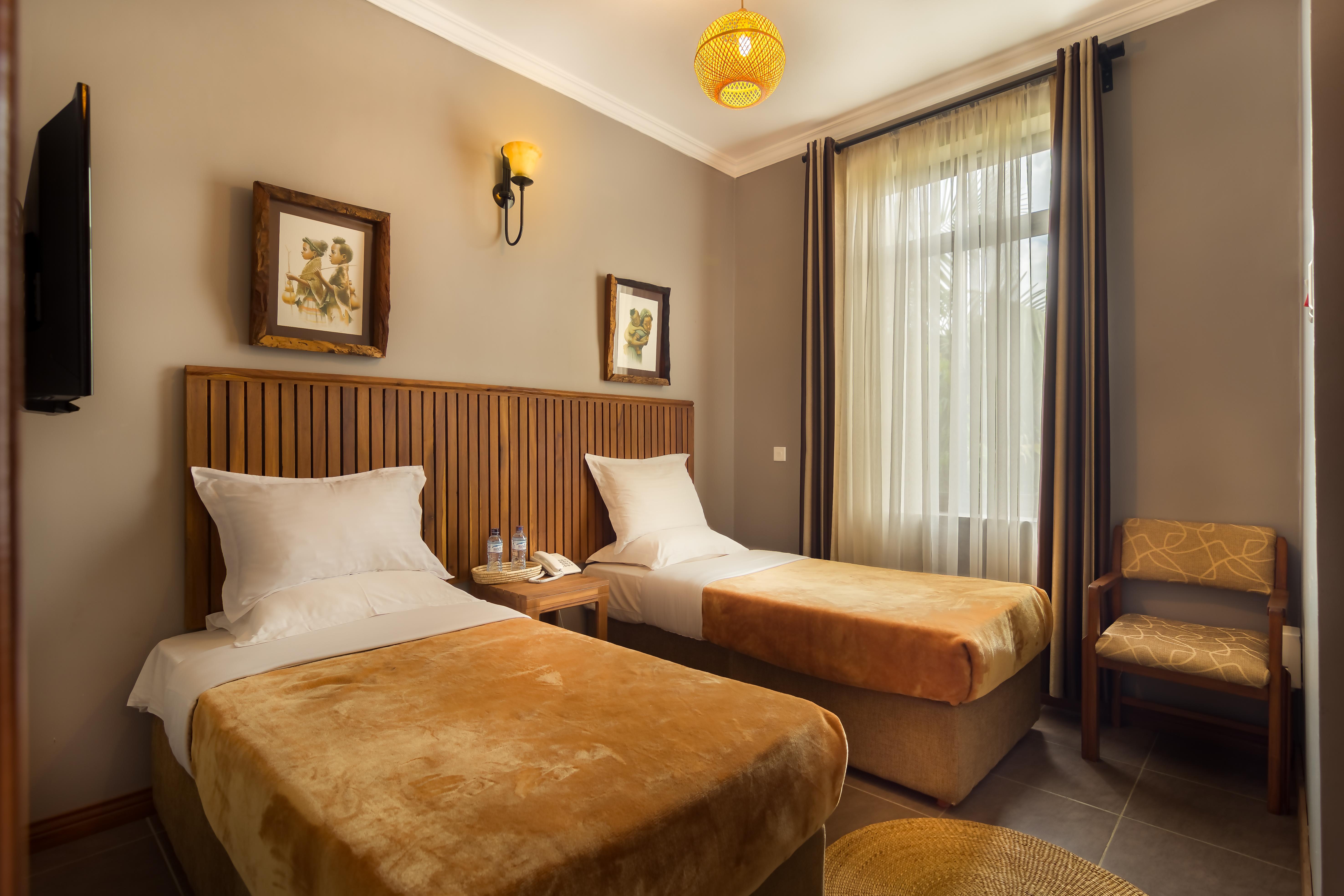 Lodge Tellamande Rooms
