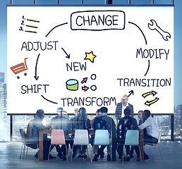 Change Improvement Development Adjust Tr