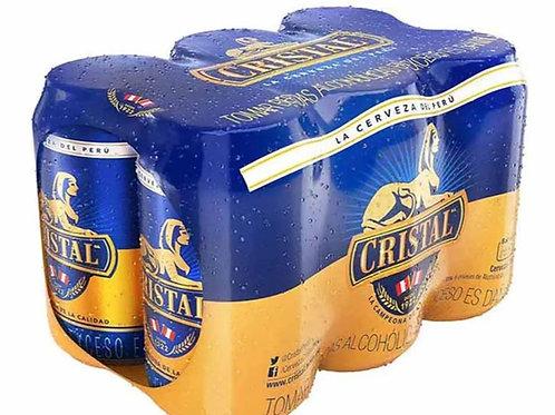 Six pack Cristal