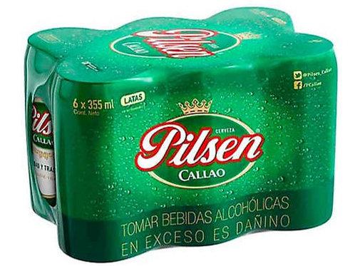 Six pack Pilsen