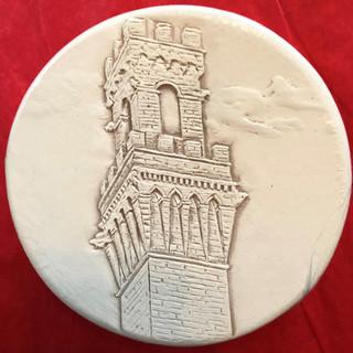 Monument Coaster