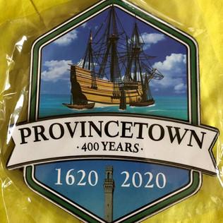 PTown 400 Commemorative Magnet