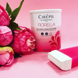 affiche cire fiorella