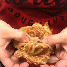 Monkey bread 🙈enough said! We're open t