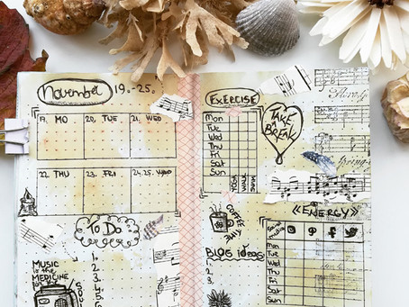 Inspiration for Journaling When Time is Precious