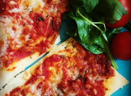 Scrumptious Gluten-free Pizza