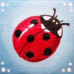 2018 . Ladybug