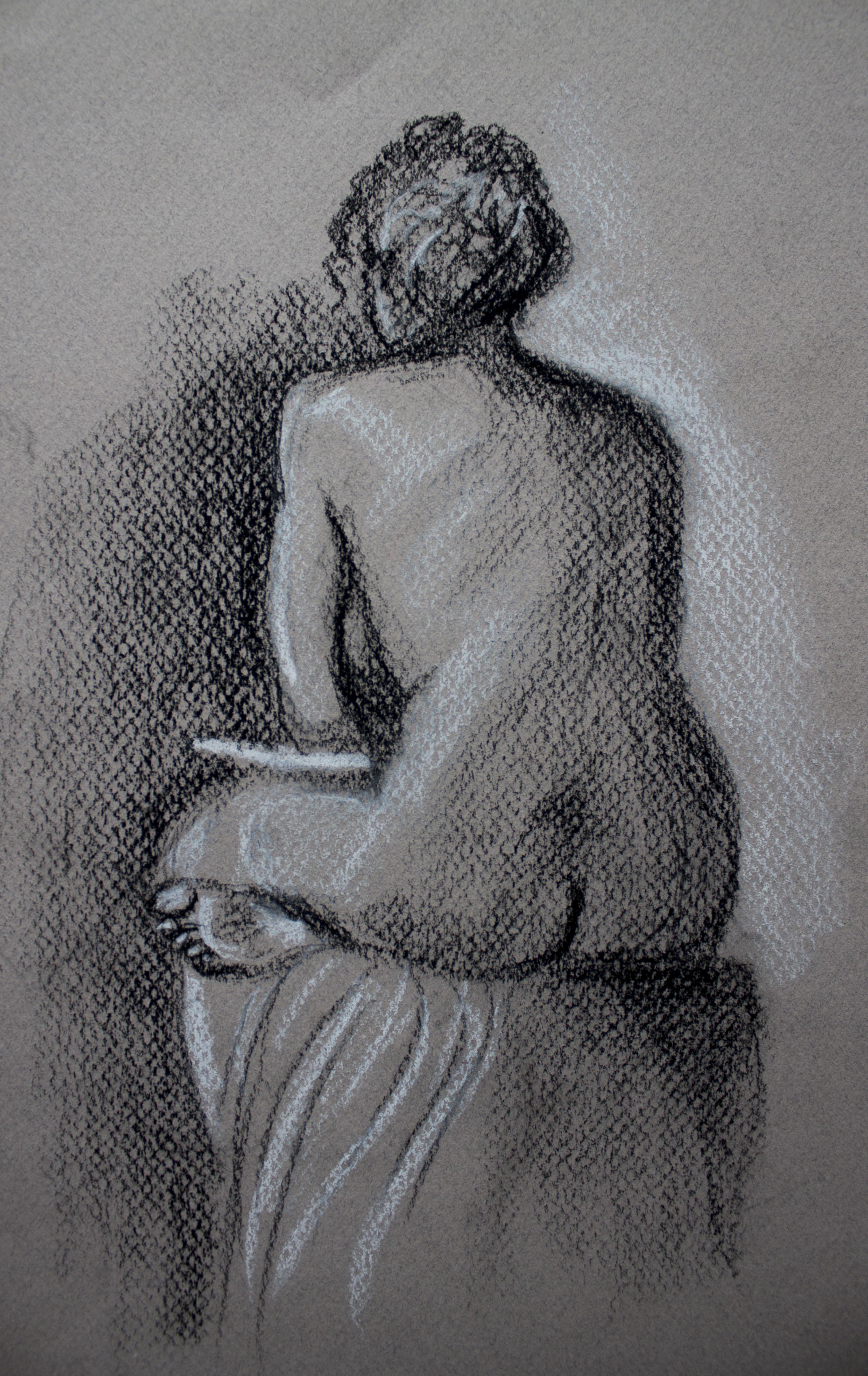 2013 . Rebecca in Grey