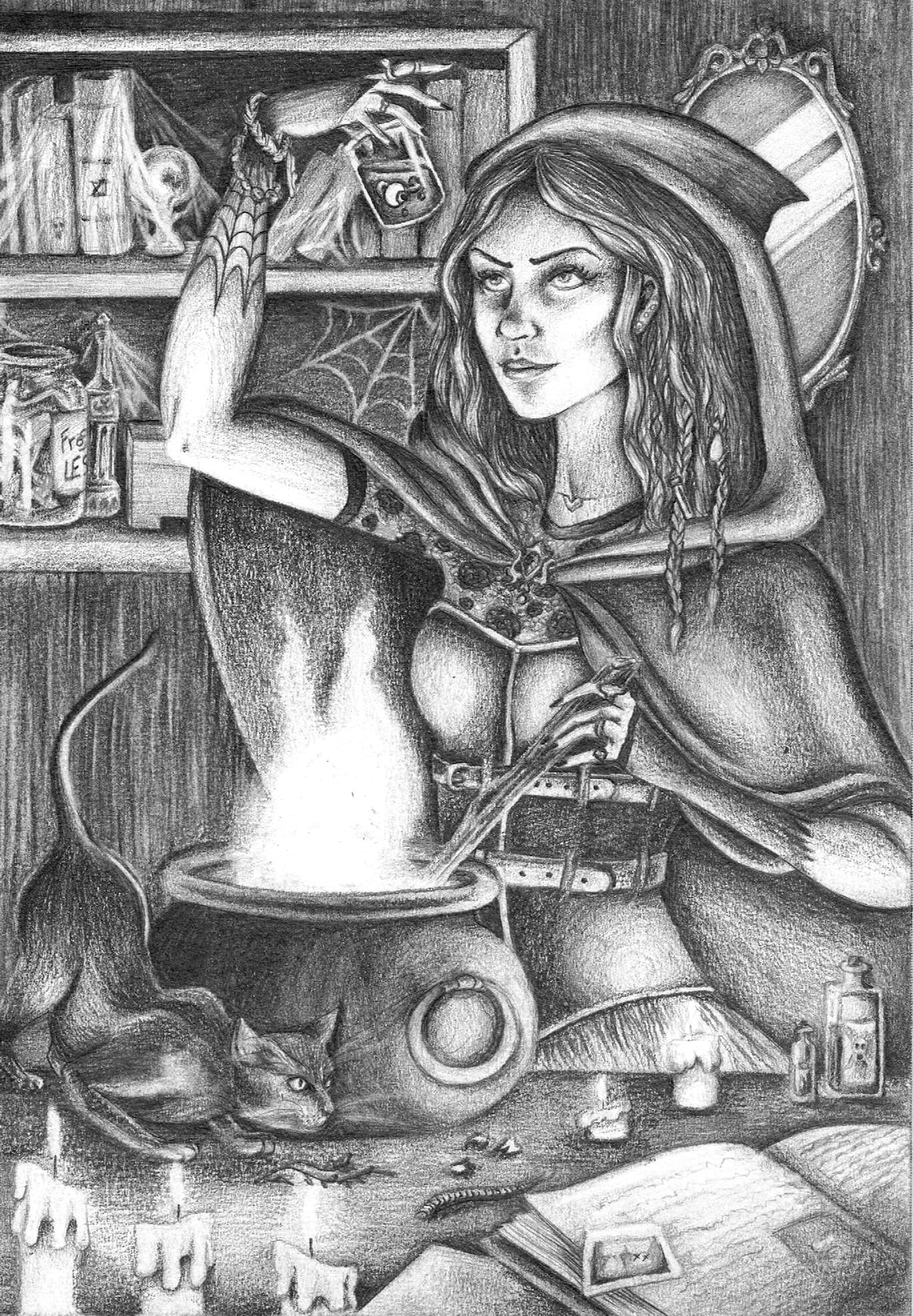 2016 . Witch