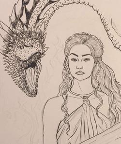 2016 . Khaleesi
