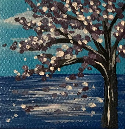 2018 . Blossoms