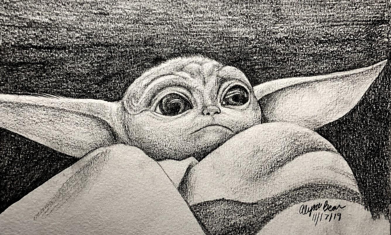 2019. Baby Yoda