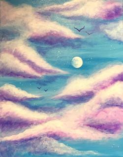 2016 . Pastel Sky