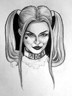 2017 . Harley Quinn