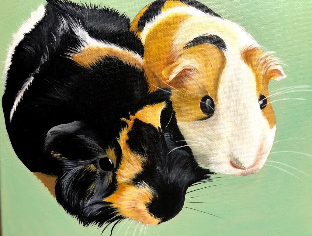 Guinea Pigs 2020