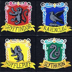 2018 . Hogwarts Houses