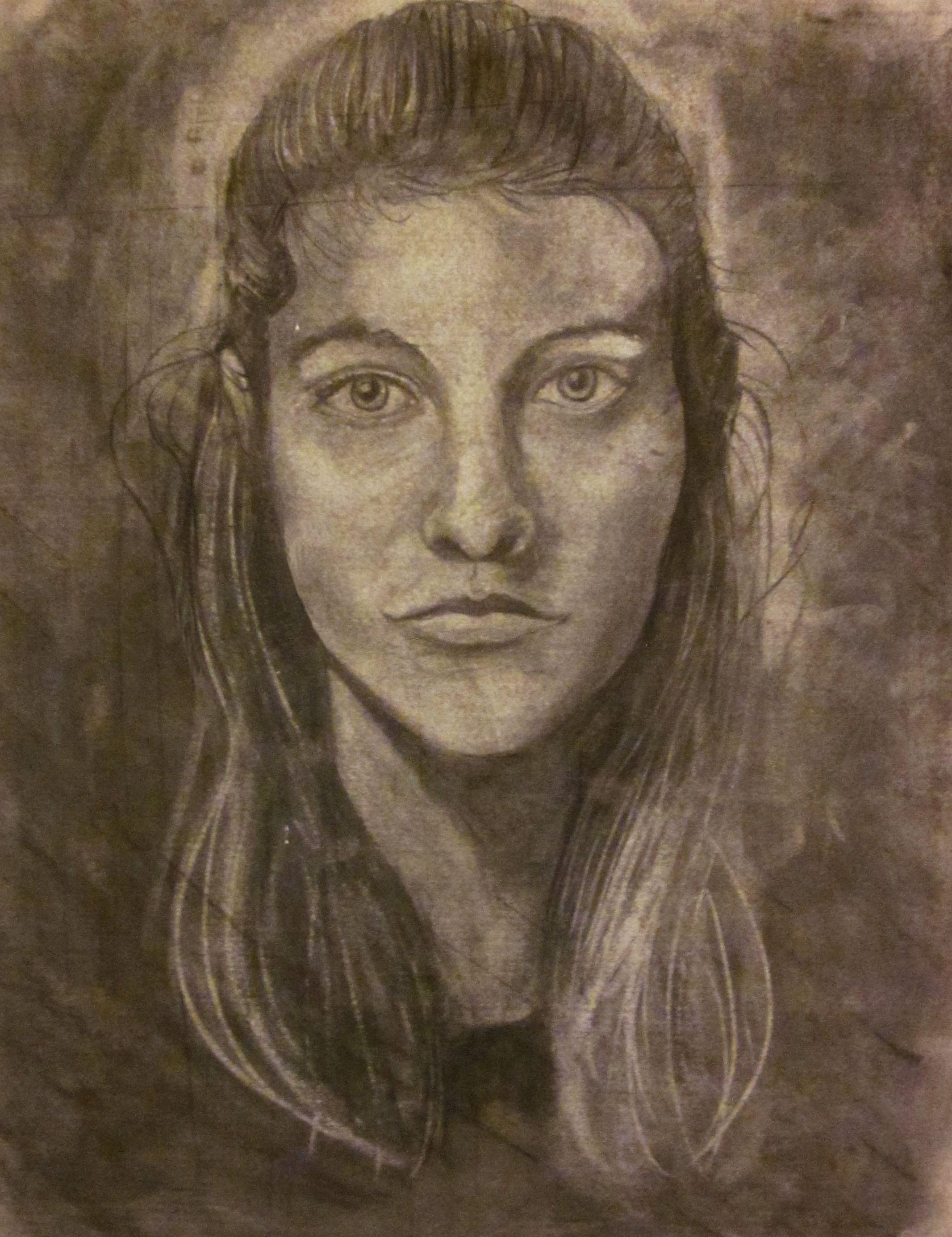 2013 . Self Portrait