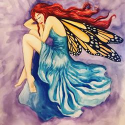 2016 . Sleeping Fairy
