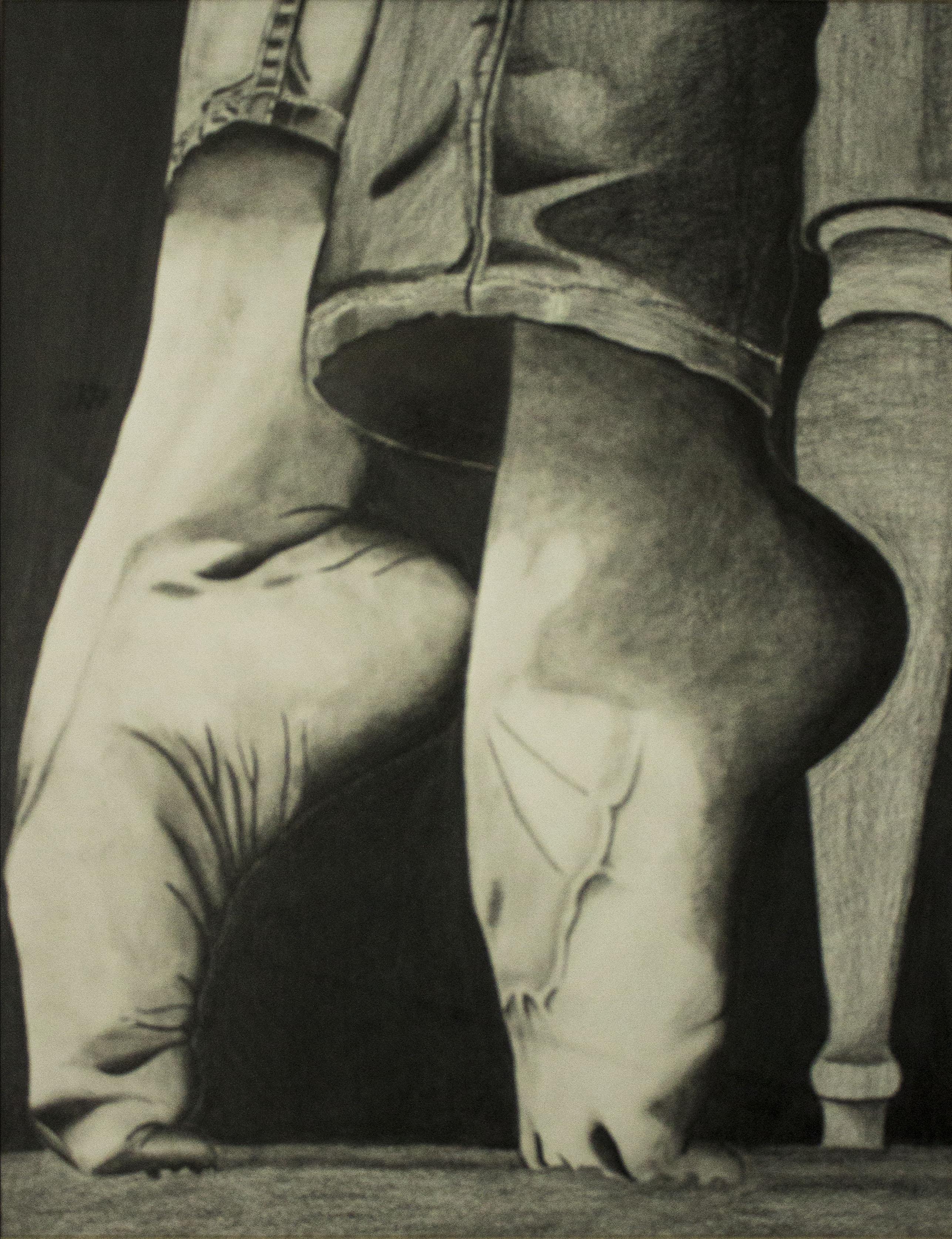 2010. Feet Still Life