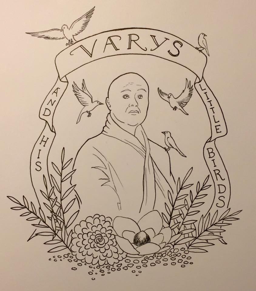 2016 . Varys