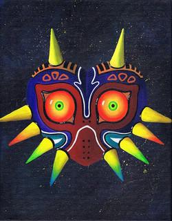 2017 . Majora's Mask