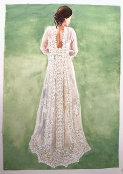 Custom Wedding Gown 2019