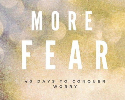No More Fear – Author Q&A with JoHannah Reardon