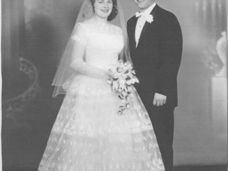 How Two Immigrants Fell in Love and Married, Fifty Six Years Ago Today