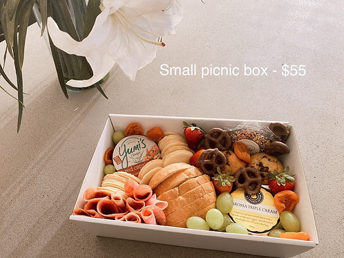 The Works Small Picnic Box