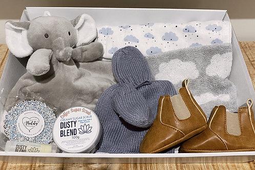 Baby Boy & Mum Box