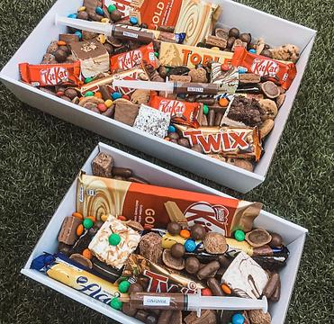 Loaded Chocolates Small $50 Medium $70.P