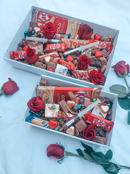 Fully Loaded Chocolate Valentine's Box