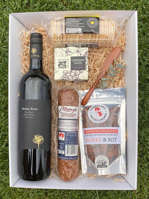 Barossa Wine & Savoury Medium Box