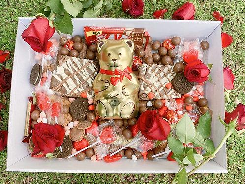 Valentine's Day Chocolate Medium Box