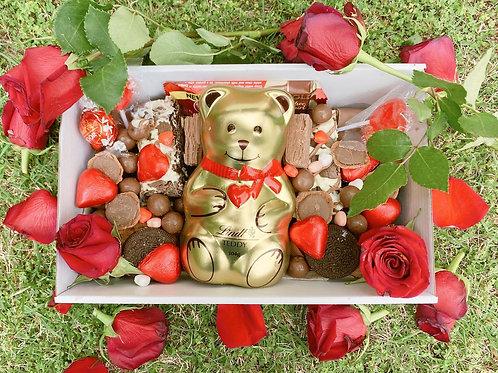 Valentine's Day Small Chocolate Box