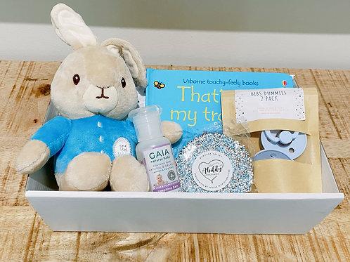 Baby Boy Peter Rabbit & Book