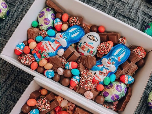 Kinder Easter Bunny Chocolate Box