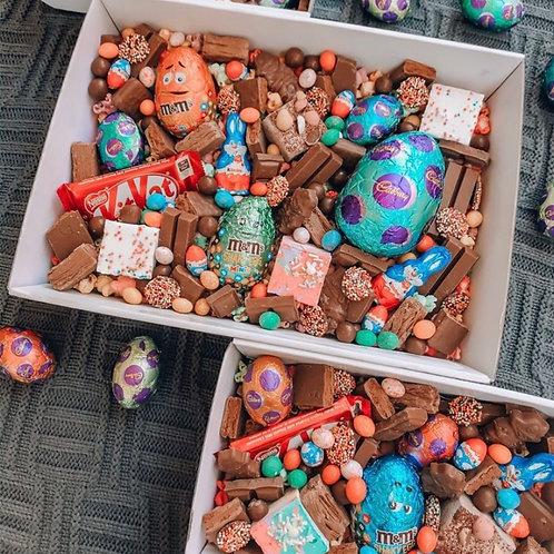M&M Easter Egg Chocolate Box