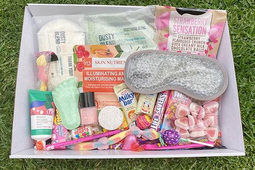 The Works Sweet Pamper Medium Box